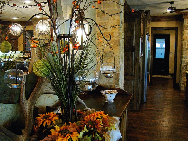 Texas home decorating ideas ... from Trent Williams Construction, Tyler, Texas