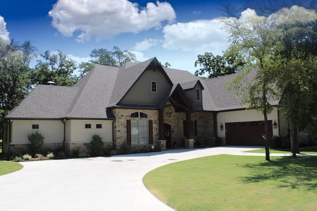 Tyler texas custom homes on lake palestine and lake tyler for Tyler tx home builders