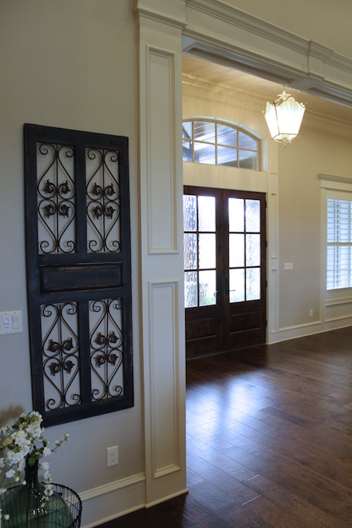 Texas Home Design And Home Decorating Idea Center Entry