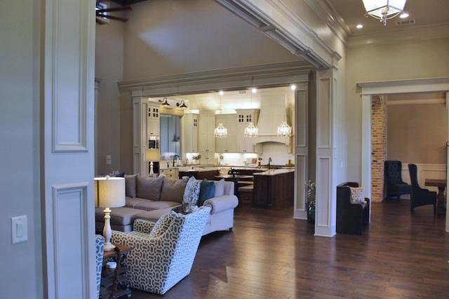 Texas Home Design And Home Decorating Idea Center: Living Rooms