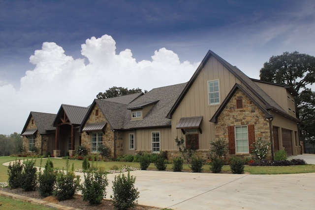 Texas Home Design and Home Decorating Idea Center: Exterior Custom ...