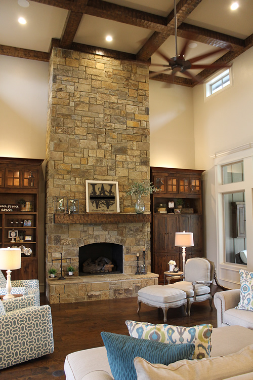 Texas Home Design And Home Decorating Idea Center Living Rooms