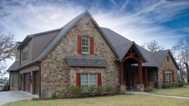 Texas home design and home decorating idea center for Texas custom home plans