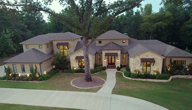 Custom home building ideas for Tyler tx home builders