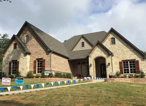 Tyler texas parade of homes tyler new home tour and home for Home builders in tyler tx