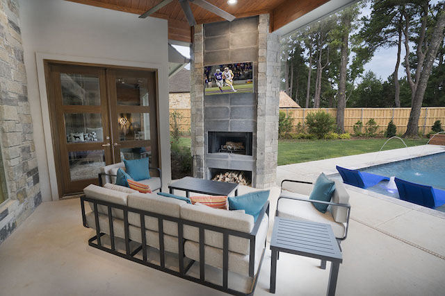 Design For Outdoor Living ... A Few Ideas From Trent And His Clients