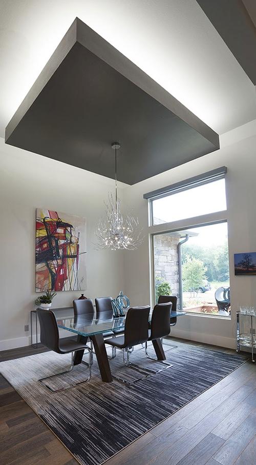 Urban Modern Office Design From Trent Williams Construction Tyler Texas
