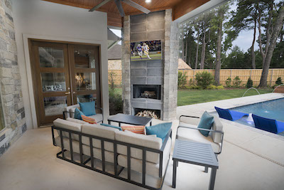 About custom home builder Trent Williams Construction ... on Outdoor Living Buildings id=75991