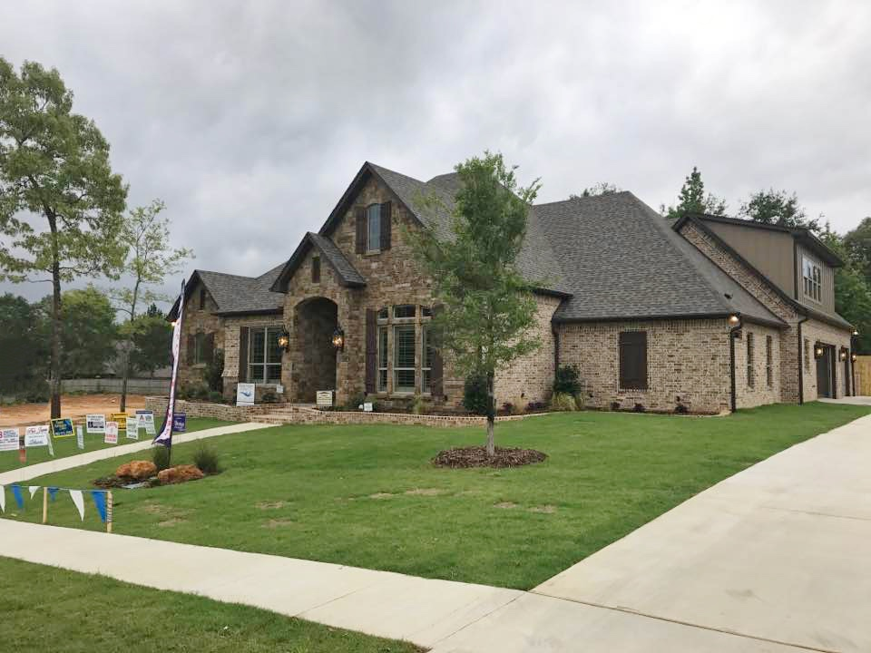 2017 Parade of Homes entry by Trent Williams Construction