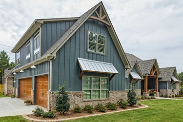 Tyler Texas Home in Gated Community designed and built by Trent Williams Construction