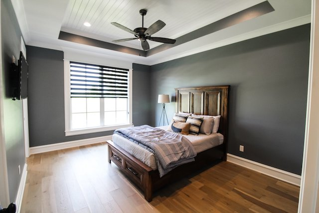 Custom designed home by Trent Williams Construction Management