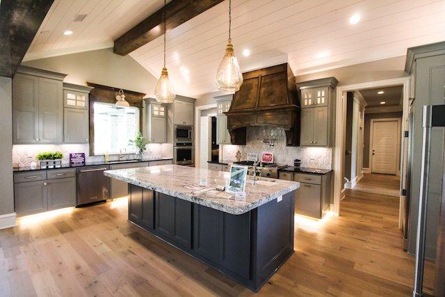 Texas Home Design And Home Decorating Idea Center Kitchen Design