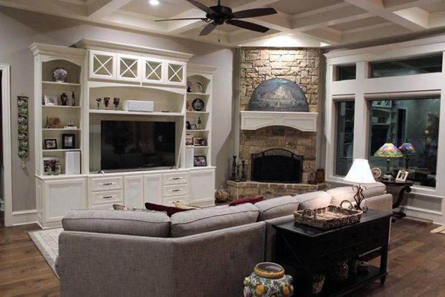 Texas Home Design And Home Decorating Idea Center Living