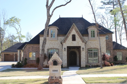 2013 Tyler Texas Parade of Homes entry by Trent Williams Construction