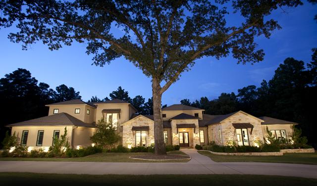 Texas Home Design And Home Decorating Idea Center Exterior