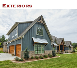 Exterior home design ideas ... from Trent Williams Construction, Tyler, Texas
