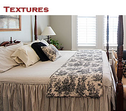 Ideas for the use of textures in the home ... from Trent Williams Construction, Tyler, Texas