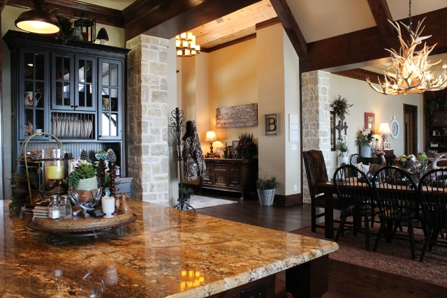 Texas Home Design And Home Decorating Idea Center Living Rooms Open Floor P