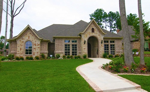 2007 Tyler Texas Parade of Homes entry by Trent Williams Construction
