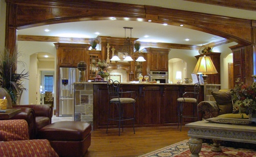 2010 Tyler Texas Parade of Homes entry by Trent Williams Construction
