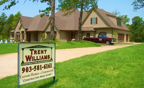 2011 Tyler Texas Parade of Homes entry by Trent Williams Construction ... click to tour the home