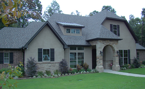 2012 Tyler Texas Parade of Homes entry by Trent Williams Construction